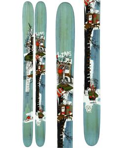 Line Sick Day 125 Skis