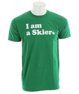 Line Skier Forever T-Shirt