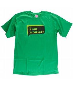 Line Skier T-Shirt