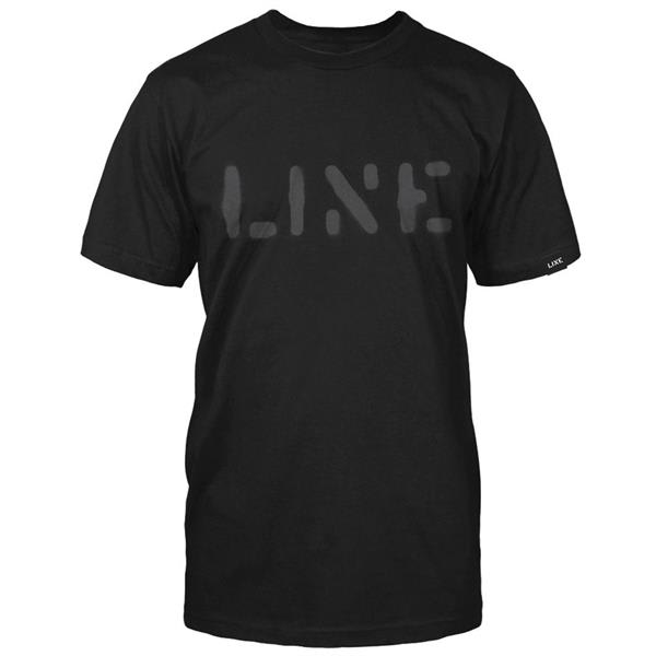 Line Stencil T-Shirt