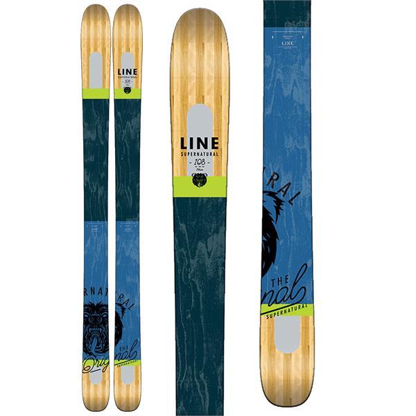 Line Supernatural 108 Skis