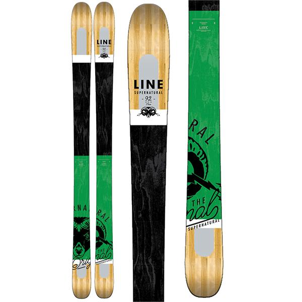 Line Supernatural 92 Skis