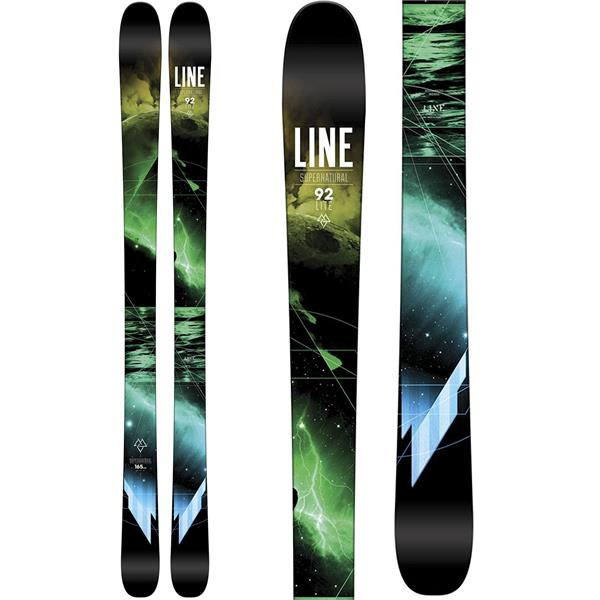 Line Supernatural 92 Lite Skis