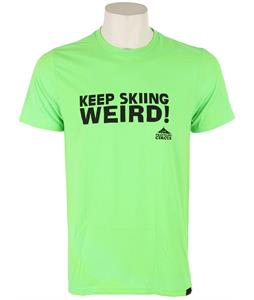 Line Traveling Circus T-Shirt Green