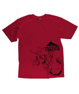 Line Traveling Circus T-Shirt Red