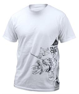 Line Traveling Circus T-Shirt White