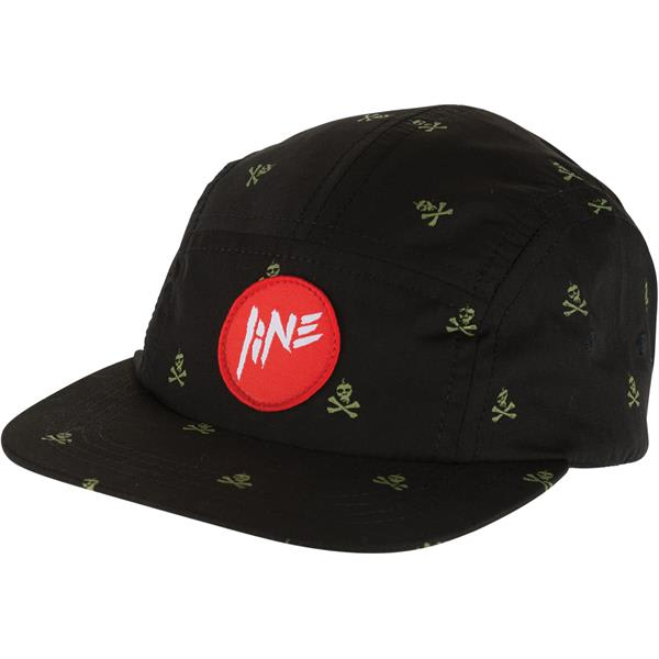 Line Trendy Fad 5 Panel Cap