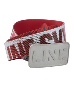 Line Utility Belt Red