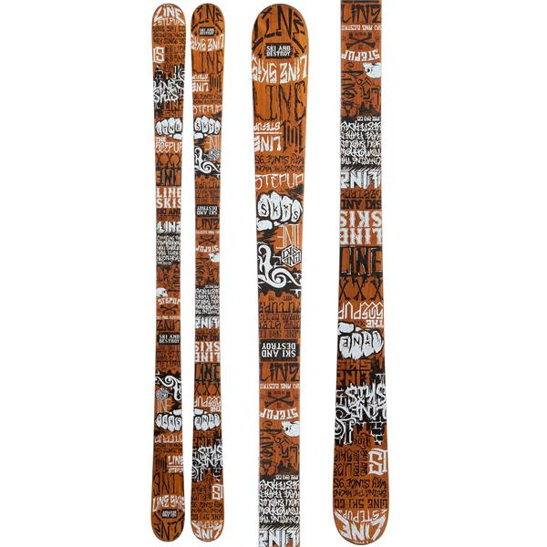 Line Stepup Skis