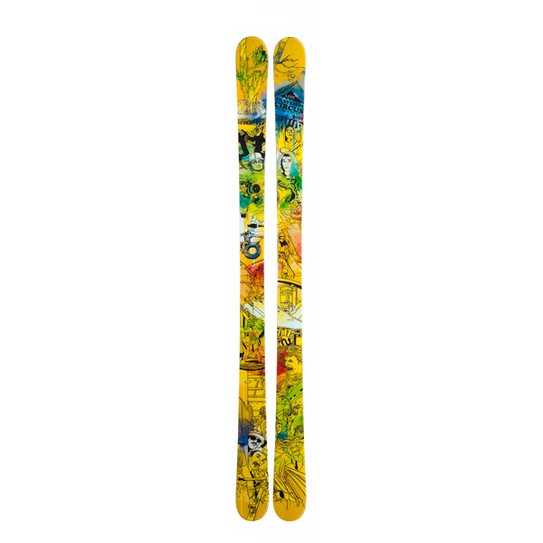 Line Traveling Circus Skis