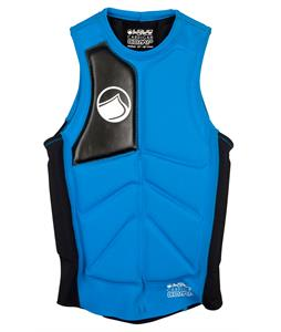 Liquid Force Cardigan Comp Wakeboard Vest Blue/Black