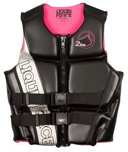 Liquid Force Diva CGA Wakeboard Vest Black/Pink