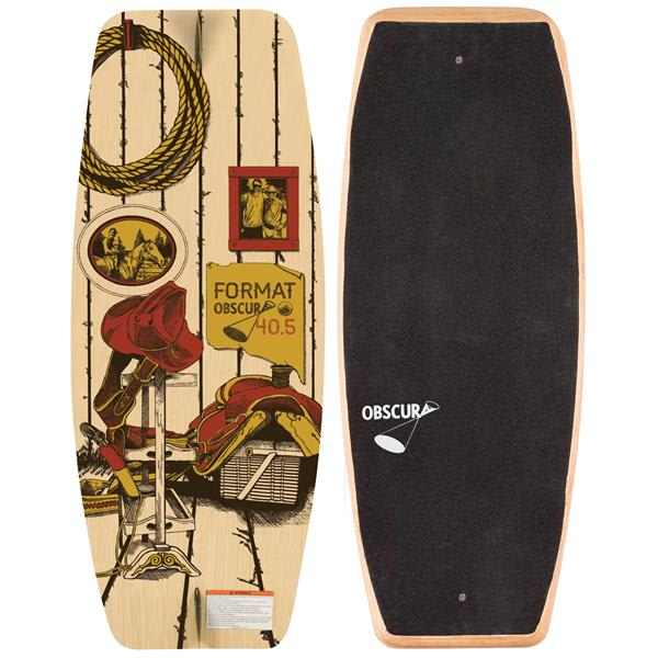Liquid Force Format Wakeskate