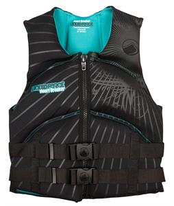 Liquid Force Heartbreaker CGA Wakeboard Vest Black