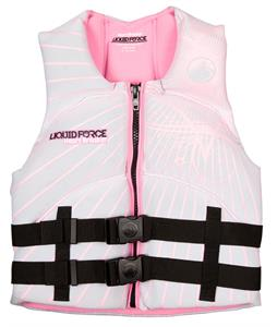 Liquid Force Heartbreaker CGA Wakeboard Vest White