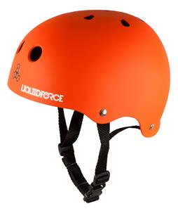 Liquid Force Icon Wakeboard Helmet Orange