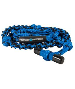 Liquid Force Surf Line T-Handle Wakesurf Rope Blue 24Ft