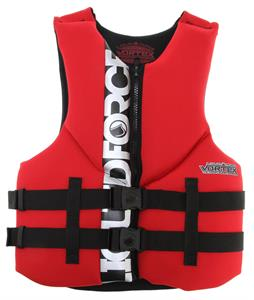 Liquid Force Vortex CGA Wakeboard Vest Black/Red