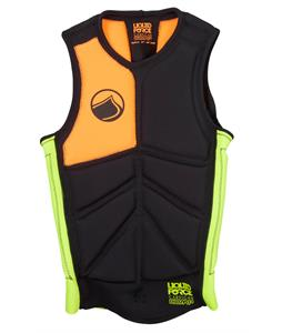 Liquid Force Cardigan Comp Wakeboard Vest Black/Green