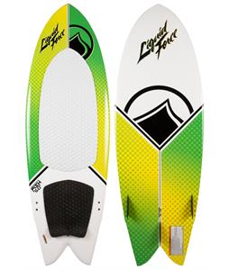 Liquid Force Fish w/ Handle Wakesurfer 5ft