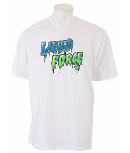 Liquid Force Horror T-Shirt White