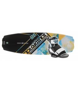 Liquid Force PS3 Wakeboard w/ Domain Bindings