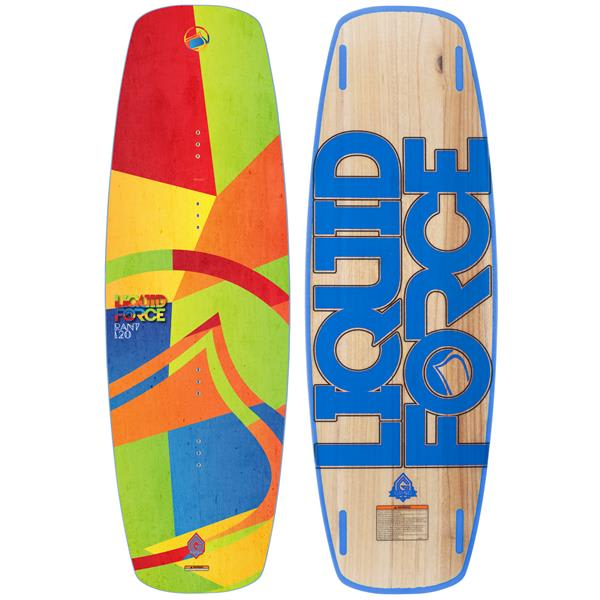 Liquid Force Rant Flex Wakeboard