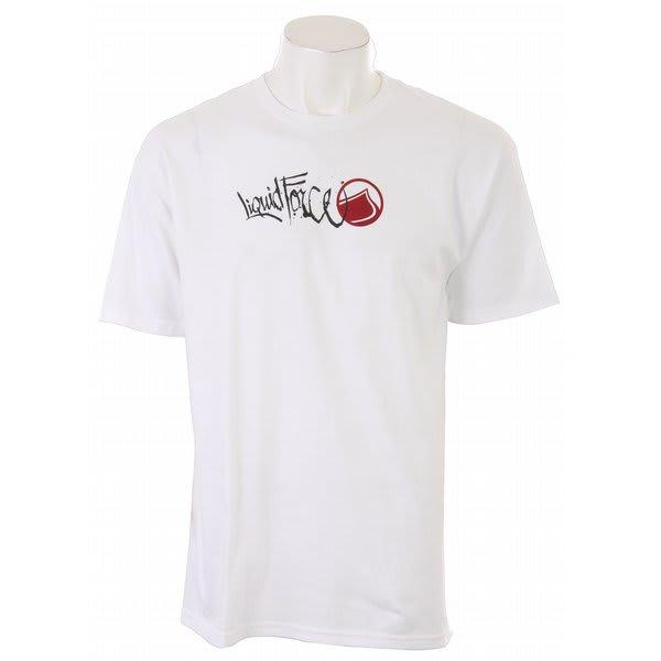 Liquid Force Script T-Shirt