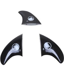 Liquid Force Surf 2.0 Wakesurf Fin Kit