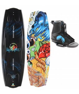 Liquid Force Trip Wakeboard 142 w/ Index Bindings