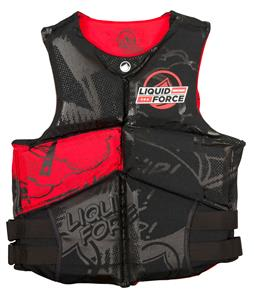 Liquid Force Watson CGA Wakeboard Vest Black/Red