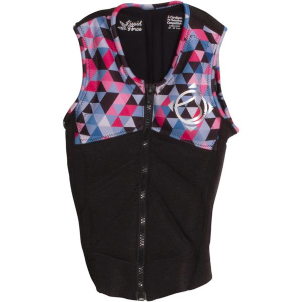 Liquid Force ZCardigan Comp Wakeboard Vest