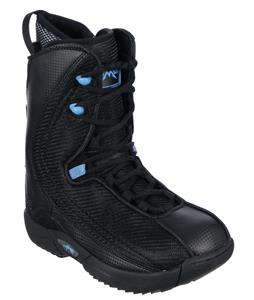 Lamar Justice Snowboard Boots Black/Sky