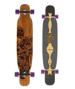 Loaded Bhangra Flex 2 Longboard Complete