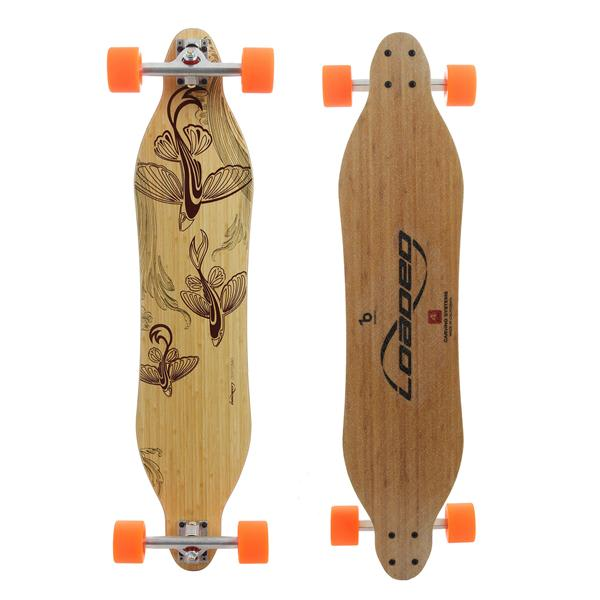Loaded Vanguard Flex 4 Longboard Complete