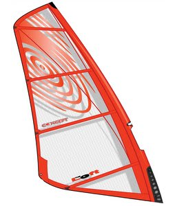 Loft Concept Windsurfing Sail Red 4.0m