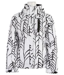 Lole Adele Jacket White Weave