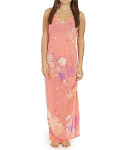 Lole Sally Dress Floral Mosaique Sunset