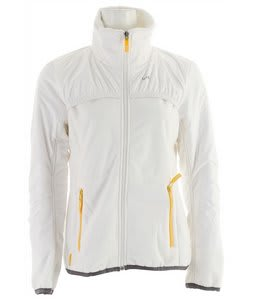 Lole Snug 2 Jacket White
