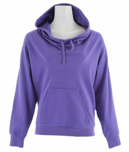 Lole Terry Cardigan Hoodie Iris