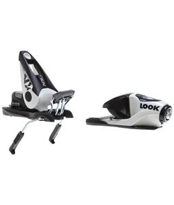 Look NX 10 Ski Bindings White/Black 83mm