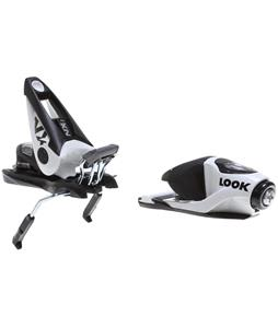 Look NX 11 Ski Bindings White/Black 93mm