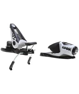 Look NX 12 Ski Bindings White/Black 100mm