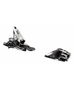 Look NX 12 Wide Ski Bindings Black Chrome
