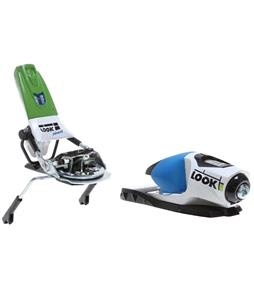 Look Pivot 12 Ski Bindings Blue/Green 115mm