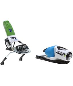 Look Pivot 14 Ski Bindings Blue/Green 115mm