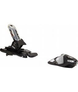 Look PX 10 Wide Ski Bindings Black