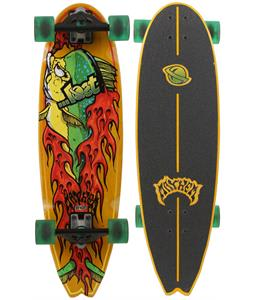Lost Dorado Cruiser Complete 31.5 x 9.125in
