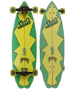 Lost Flashback Cruiser Complete Lime Retro 34.75 x 10in