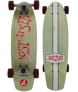 Lost Hang Ten Cruiser Complete 24 x 7in